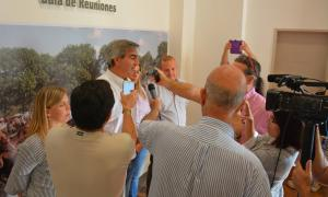 San Antonio de Areco: Durañona firmó un decreto que exige retrotraer las tarifas de luz a 2016