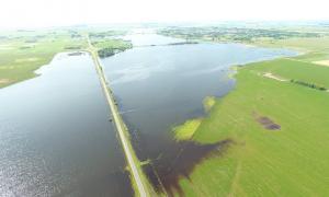 General Arenales, en emergencia agropecuaria por las inundaciones.
