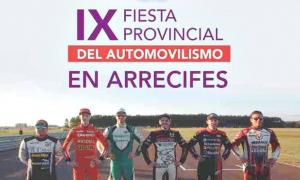 9º Fiesta Provincial del Automovilismo