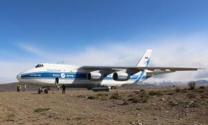 El avión que trasladará el satélite argentino saldrá desde Bariloche.