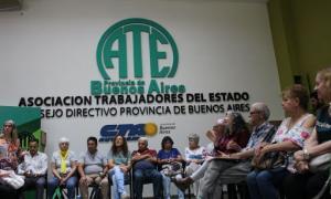 Estatales bonaerenses: Tras el reclamo, Provincia convocó a la paritaria el miércoles 23