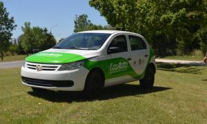 Se presentó el primer auto eléctrico y 100% ecológico desarrollado por UNLP