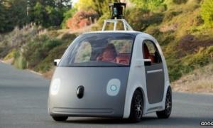 El auto inteligente de Google posee un sistema de manejo autónomo