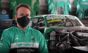 El piloto Agustín Canapino será parte del evento