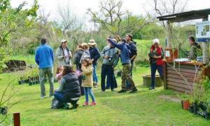 VI Feria de Aves de Sudamérica en San Isidro.