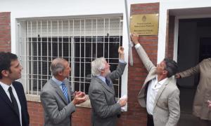 Carmen de Areco: Inauguran sede de la Ayudantía Fiscal