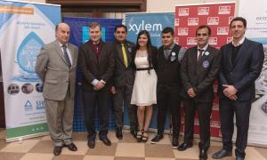 """AySA apoya a estudiantes argentinos que competirán por el """"Premio Nobel"""" del Agua"""
