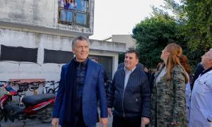 Macri en Azul este viernes con Vidal.