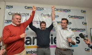 Gay vuelve a festejar en Bahía Blanca Foto: @hector_gay