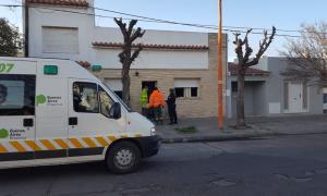 Tragedia en Bahía Blanca