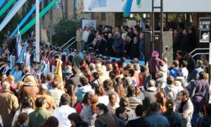 Baradero celebra su 400° aniversario. Foto: Baraderoteinforma.
