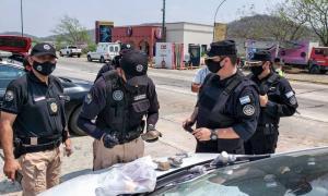 La Policía de Seguridad Aeroportuaria (PSA) logró desbaratar a la banda