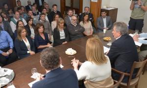 Ajustes de cargos políticos en Bahía Blanca luego de la victoria.