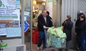 Supermiércoles con 50% de descuento en supermercados.