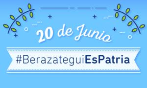 """Iniciativa """"Berazategui es patria"""""""