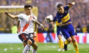 El último partido se jugó el 22 de octubre de 2019
