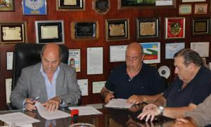 Secco anunció además la apertura de paritarias en marzo. Foto: Municipio de Ensenada