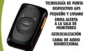 Nuevo sistema de botón antipánico en Zárate.