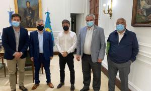 Los intendentes vecinalistas y Kicillof