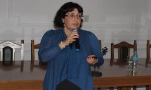 Julie Brodeur. Foto: Diario Pergamino