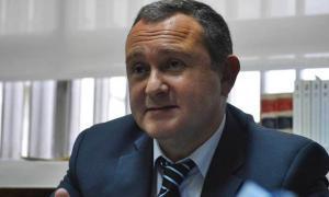 Juez de Ejecución Penal Claudio Alberto Brun