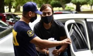 Prisión preventiva de Juan Ignacio Buzali