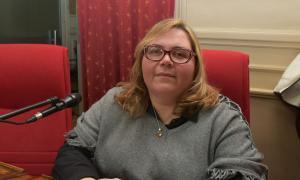Romina Buzzini conversó con LaNoticia1.com.