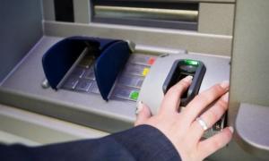 Los cajeros automáticos incorporarán la opción de operar con lectores de huellas digitales