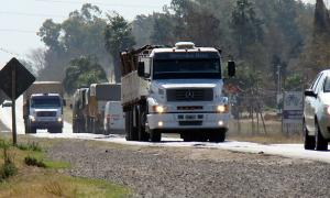 La medida se aplicará para los camiones que superen las 7 tn.