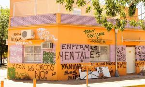 Dos maestras son beneficiadas con prisión domiciliaria. Foto: Prensa