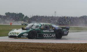 Canapino toma una decisión clave que le dió el tercer titulo de TC. Foto: Prensa