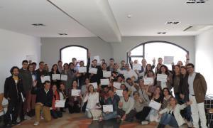 Continuando con sus planes de Responsabilidad Social Empresaria, Banco Galicia capacitó a emprendedores