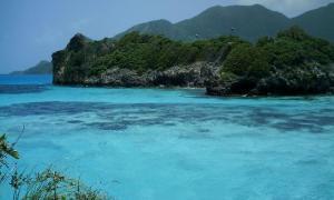 Narcisi estaba en la Isla de San Andrés.
