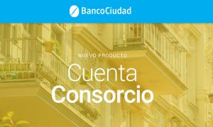Más consorcios adhieren a la cuenta corriente gratuita del Banco Ciudad