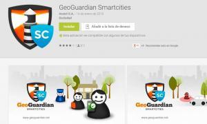 La app se descarga desde la tienda de Google Play.