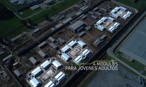 Cómo es la cárcel para jóvenes delincuentes que se inauguró en Campana