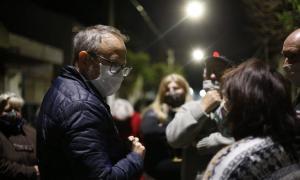 Tres de Febrero: Caseros ya tiene 100% iluminación LED