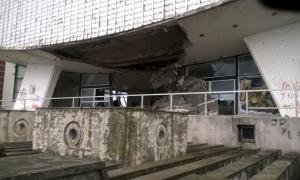 El edificio arrastra un deterioro de más de 40 años.