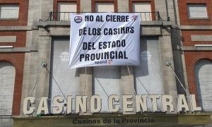 Casinos: Ratifican paro por 48 horas pero no cortarán la Ruta 2