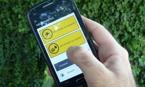 """""""Caza Mosquitos"""" está disponible solamente para dispositivos Android"""