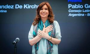 """""""En nuestro espacio hay pañuelos verdes y celestes y hay que aprender a aceptar eso"""" y otras frases de Cristina en #CLACSO2018"""