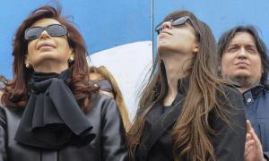 Cristina viajó nuevamente a Cuba para ver a su hija Florencia