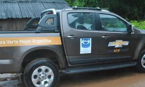 Chevrolet colaboró con la fundación Oftalmológica Argentina en la provincia de Corrientes