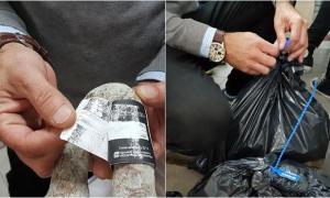 Chivilcoy: Senasa evitó que más de 21 kilos de chacinados fuera de regla lleguen a la mesa