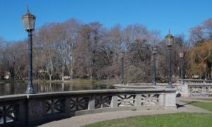 El Parque San Martín permanecerá cerrado