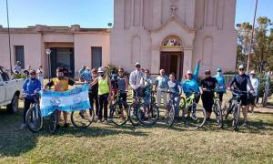 Escuela de ciclismo de Carlos Tejedor