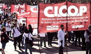 Gremio de médicos bonaerenses pide el llamado a paritarias al gobierno de Vidal
