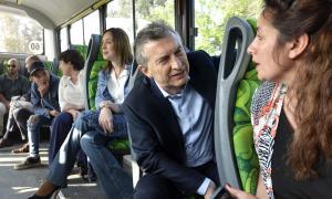 Gobierno nacional seguirá subsidiando parte del transporte público en el área metropolitana