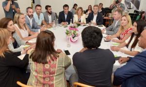 Desdoblamiento electoral: Comisión Bicameral que analiza la reforma suma integrantes