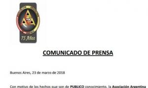 Escándalo en Independiente: La Asociación Argentina de Árbitros se puso a disposición de la Justicia